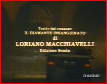 Titoli di testa - film tratto dal romanzo di Loriano Macchiavelli