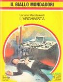 L'archivista - Giallo Mondadori 1981