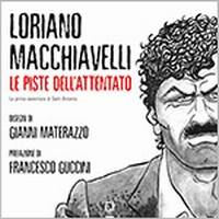 Le piste dell'attentato versione a fumetti - Dario Flaccovio Editore 2005