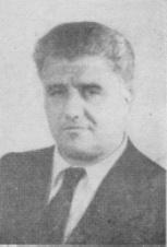 Giuseppe Dozza (1901 - 1974) Sindaco di Bologna dal 1945 al 1966