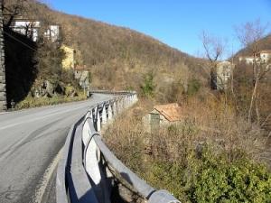 Strada per Pavana - Provincia di Pistoia
