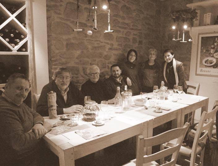 Metti una sera a cena a Pavana - 13 gennaio 2012