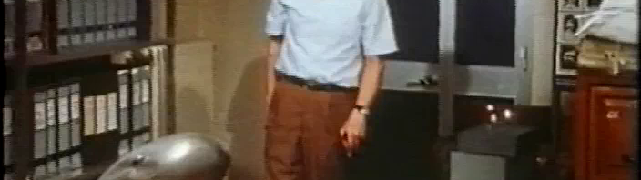 Fotogramma 1 dal film L'archivista