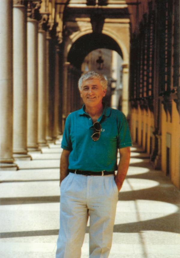 Loriano Macchiavelli Bologna - 1991