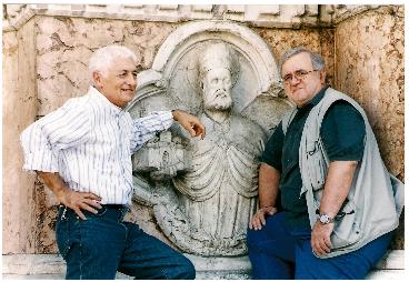 Loriano Macchiavelli  e Sandro Toni