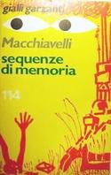 Sequenze di memoria - Gialli Garzanti - 1976