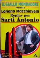 Replay per Sarti Antonio - Giallo Mondadori - 1996