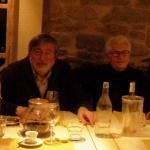 Francesco Guccini e Loriano Macchiavelli a Pavana
