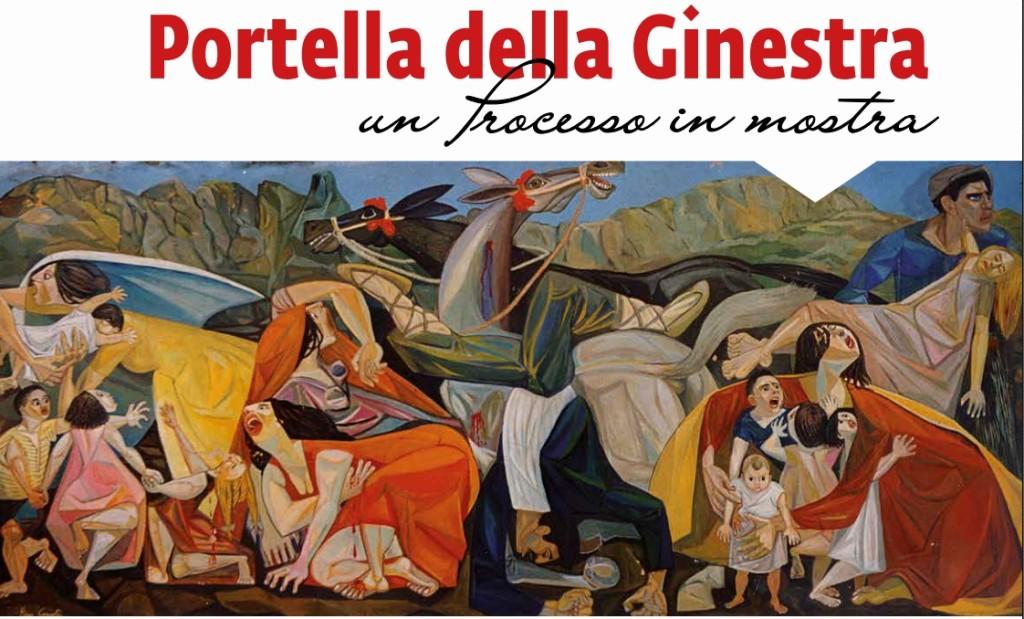 Portella della Ginestra un processo in mostra - Viterbo, 21 e 22 febbraio 2015