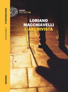 L'Archivista ristampa 2016 Einaudi Stile libero BIG