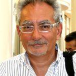 Lo scrittore Maurizio Garuti